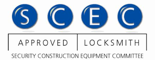 SCEC Approved Logo